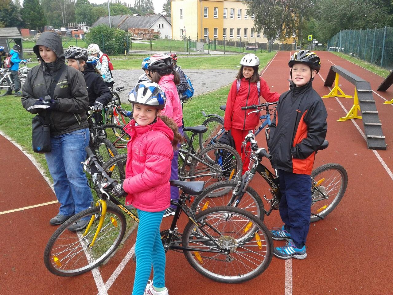 mladý cyklista 3