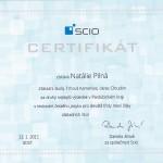 naty certifikát